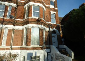 Thumbnail 2 bed flat to rent in Shorncliffe Road, Folkestone