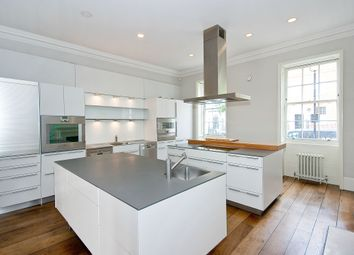 Thumbnail 6 bed flat to rent in John Street, London