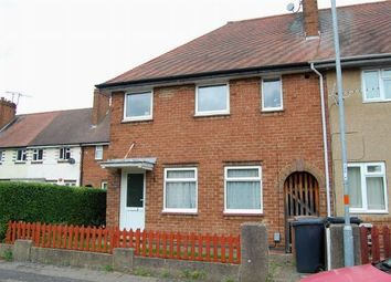 Thumbnail 3 bed end terrace house for sale in Northumbria Gardens, Abington, Northampton