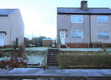 Thumbnail 2 bed semi-detached house for sale in Glamis Place, Greenock