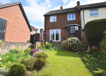 Thumbnail 3 bed semi-detached house for sale in Fernlea, Colchester