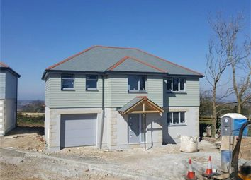 Thumbnail 5 bed detached house for sale in Trewirgie Hill, Redruth, Cornwall
