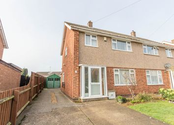 Thumbnail 3 bed semi-detached house for sale in Cedar Way, Wellingborough