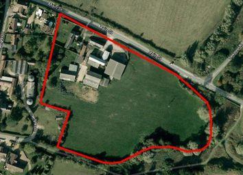 Thumbnail Land for sale in Main Street, Wymondham, Melton Mowbray