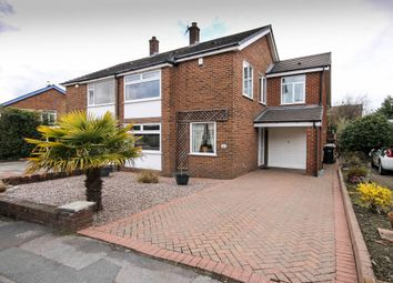 Thumbnail 4 bedroom semi-detached house for sale in Fairfields, Egerton, Bolton
