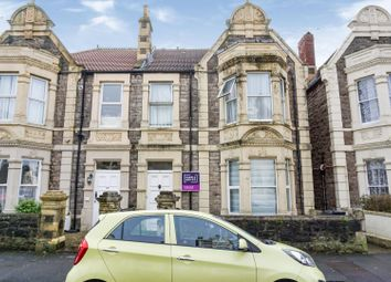 Thumbnail 3 bed flat for sale in Severn Road, Weston-Super-Mare