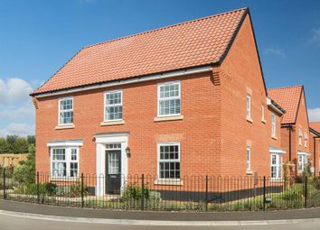 "Thumbnail 4 bedroom detached house for sale in ""Avondale"" at Reeds Lane, Banningham Road, Aylsham, Norwich"