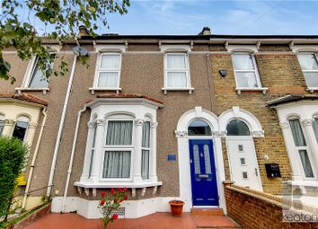 Thumbnail 3 bed terraced house for sale in Sebert Road, London