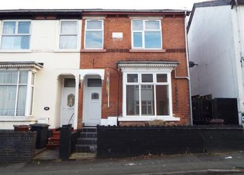 Thumbnail 3 bedroom semi-detached house for sale in Rayleigh Road, Wolverhampton, West Midlands