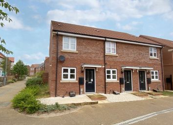Thumbnail 2 bed end terrace house for sale in Northgate, Kingswood, Hull, East Yorkshire