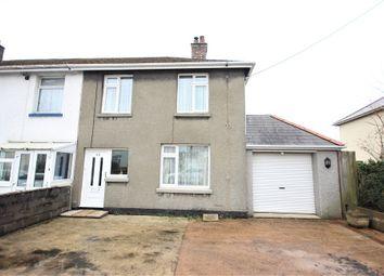 Thumbnail 3 bed end terrace house for sale in Ley Lane, Kingsteignton, Newton Abbot