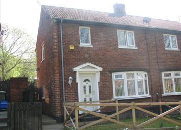 Thumbnail 2 bed semi-detached house for sale in Edenhill Road, Peterlee