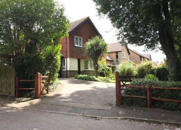 Thumbnail 4 bed detached house for sale in Henry Burt Way, Burgess Hill