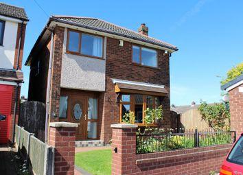 Thumbnail 3 bed detached house for sale in Edinburgh Drive, Pemberton