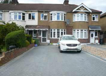 Thumbnail 3 bed terraced house to rent in Windmill Lane, Cheshunt