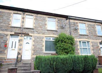 Thumbnail 3 bed terraced house to rent in Islwyn Road, Cross Keys, Newport