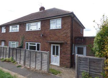 Thumbnail 3 bedroom semi-detached house to rent in Hillary Road, High Wycombe