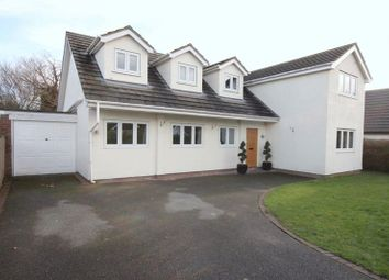 Thumbnail 4 bed detached house for sale in The Spinney, Gayton, Wirral