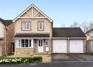 Thumbnail 3 bed detached house for sale in Foxglove Way, Yeovil, Somerset