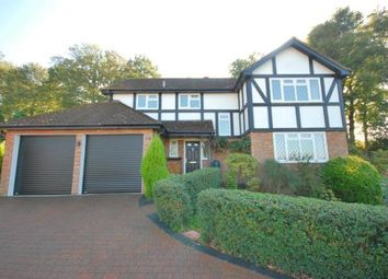 Thumbnail 4 bed detached house for sale in St. Marys Garth, Buxted, Uckfield, East Sussex