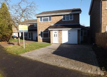 Thumbnail 4 bed detached house for sale in Windsor Close, Coalville, Leicestershire