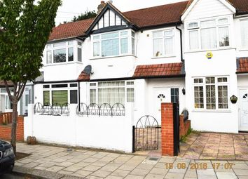 Thumbnail 3 bedroom terraced house for sale in Abercairn Rd, Streatham