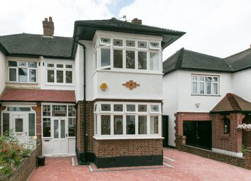 Thumbnail 5 bedroom semi-detached house to rent in Poplar Walk, London