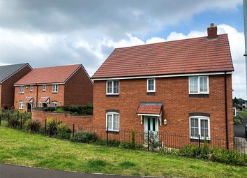 Thumbnail 4 bed detached house for sale in Blockley Road, Hadley, Telford, Shropshire