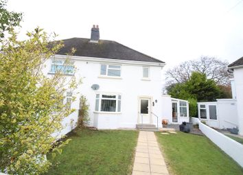 Thumbnail 3 bed semi-detached house for sale in The Crescent, Narberth, Pembrokeshire.