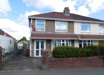 Thumbnail 3 bed semi-detached house for sale in High Street, Nelson, Caerphilly