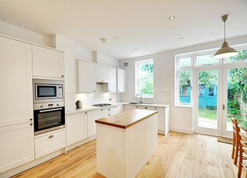 Thumbnail 4 bed terraced house to rent in Blandford Road, Chiswick