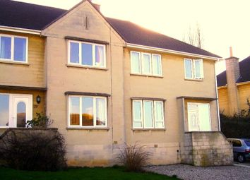 Thumbnail 4 bed semi-detached house to rent in Minster Way, Bath