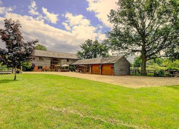 Thumbnail 4 bed country house for sale in Mursley Road, Little Horwood, Milton Keynes