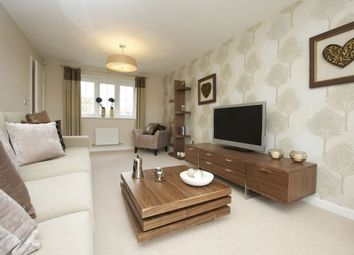 "Thumbnail 3 bed semi-detached house for sale in ""Eskdale"" at Howes Drive, Marston Moretaine, Bedford"