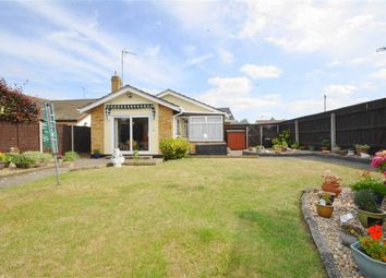 Thumbnail 3 bedroom detached bungalow for sale in Glynde Way, Southend-On-Sea