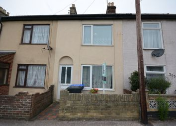 Thumbnail 3 bedroom terraced house to rent in Whapload Road, Lowestoft