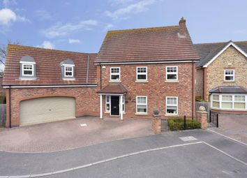 Thumbnail 5 bed detached house for sale in Abbots Crescent, Spalding
