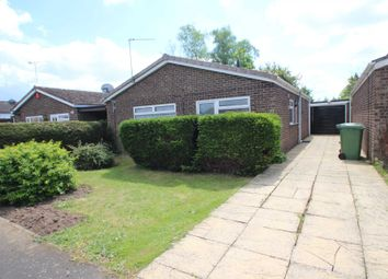 Thumbnail 3 bed bungalow for sale in St. Clements Way, Brundall, Norwich
