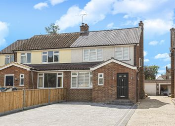 Elgar Avenue, Crowthorne, Berkshire RG45. 4 bed semi-detached house
