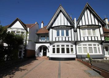 Thumbnail 4 bed flat for sale in Crowstone Avenue, Westcliff On Sea, Essex