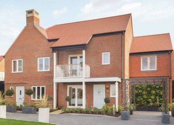 "Thumbnail 3 bed semi-detached house for sale in ""The Catherine Semi-Detached"" at Andover Road North, Winchester"