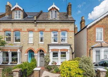 Thumbnail 5 bed semi-detached house for sale in Gibbon Road, Kingston Upon Thames