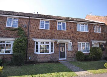 Thumbnail 3 bed terraced house for sale in Meadow Avenue, Locks Heath, Southampton