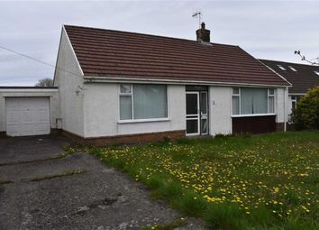 Thumbnail 3 bed detached bungalow for sale in Kittle Hill Lane, Swansea