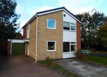 Thumbnail 4 bed detached house for sale in Carr Meadow, Bamber Bridge, Preston, Lancashire