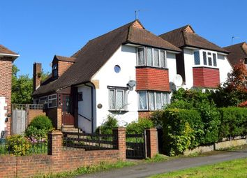 Thumbnail 3 bed link-detached house for sale in Stonecot Hill, North Cheam, Sutton