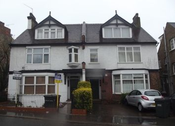 Thumbnail 1 bed flat to rent in Coombe Road, Croydon