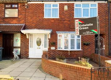 Thumbnail 3 bed terraced house for sale in Ford Lane, Litherland, Liverpool, Merseyside