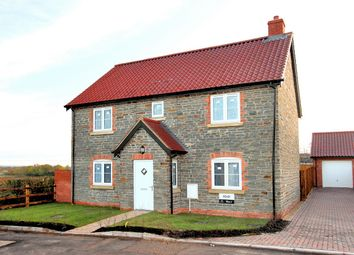 Thumbnail 4 bedroom detached house for sale in The Paddocks, Tytherington, South Glos