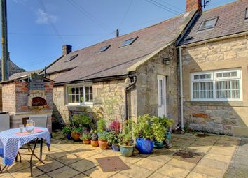 Thumbnail 3 bedroom cottage for sale in The Square, Powburn, Alnwick